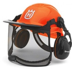 Ochranná přilba Funkcionál oranžová